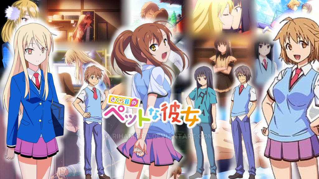 Sakurasou no Pet na Kanojo Sub Indo BD 1 - 24(END)