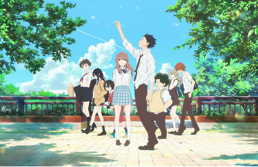 Koe no Katachi Subtitle Indonesia BD, Koe no Katachi Sub Indo BD [MOVIE]