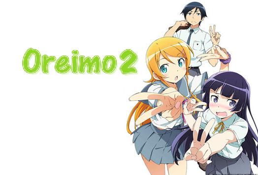 Oreimo Season 2 Sub Indo BD 1 - 13(END) + Special