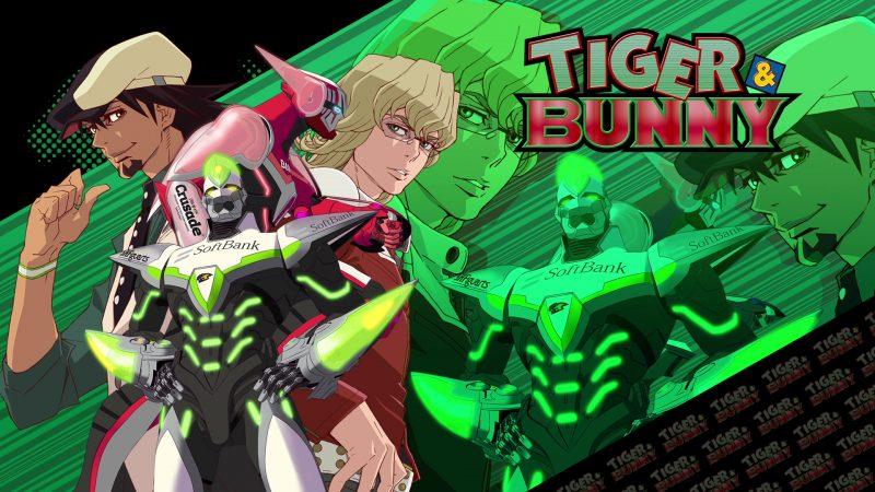 Tiger & Bunny Sub Indo BD 1 - 25(END)