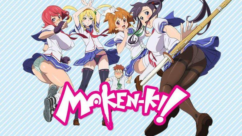 Maken-Ki! Sub Indo BD 1 - 12(END) + OVA