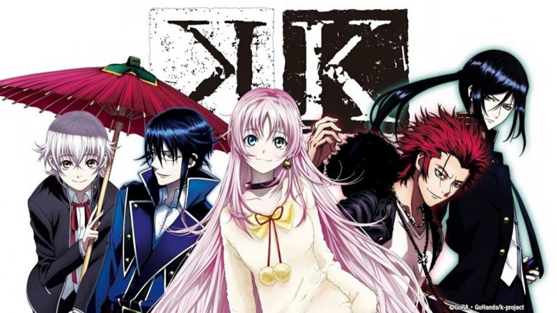 K-Project Sub Indo BD 1- 13(END)