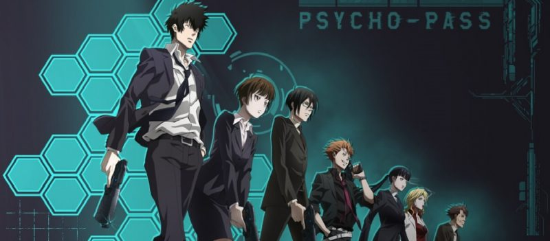 Psycho-Pass Sub Indo BD 1 - 22(END)