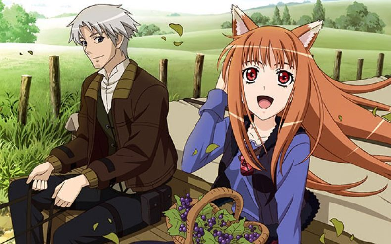 Ookami to Koushinryou Sub Indo BD 1 - 13(END) / Spice and Wolf