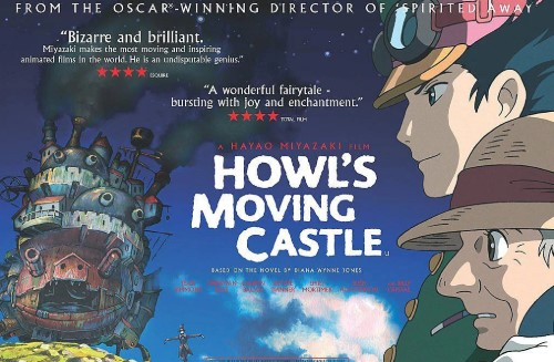 Howl Moving Castle Sub Indo BD [MOVIE]