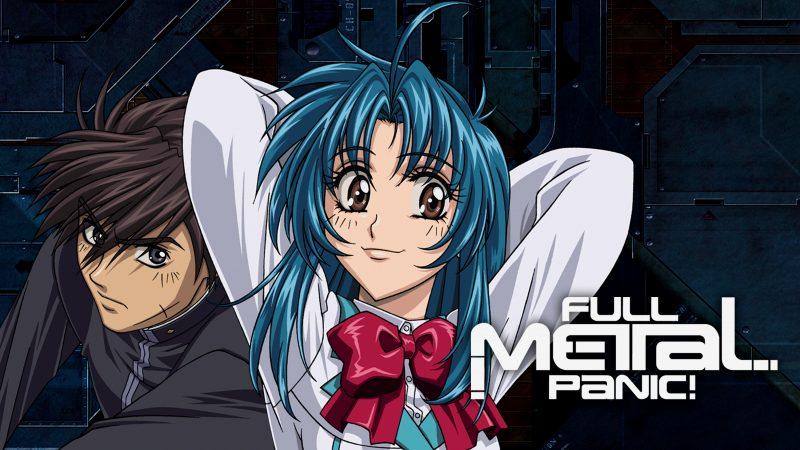 Full Metal Panic! Sub Indo BD 1 - 24(END)