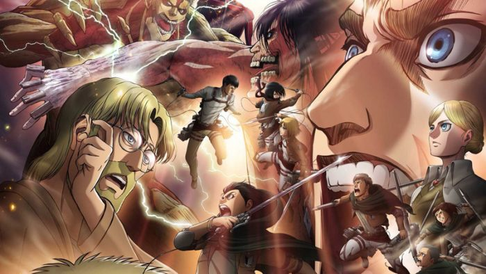 Shingeki no Kyojin Season 3 Part 2 Sub Indo
