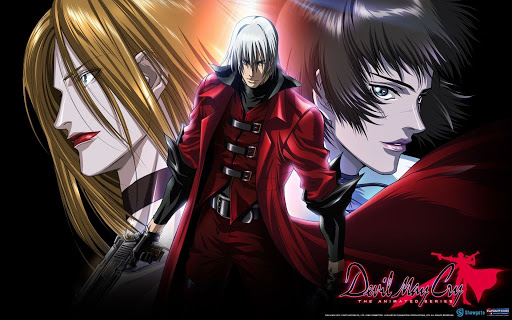 Devil May Cry Sub Indo BD 1 - 12(END)