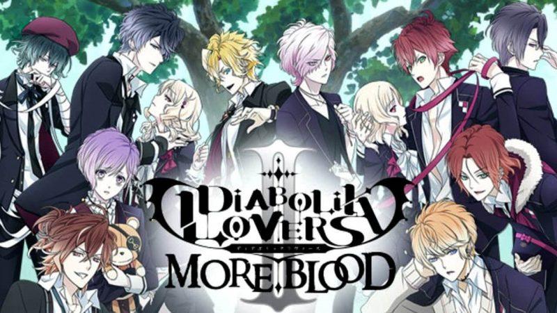 Diabolik Lovers S2 Sub Indo 1 - 12(END)