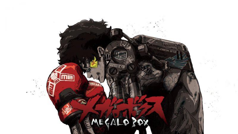 Megalo Box Sub Indo 1 - 13(END)