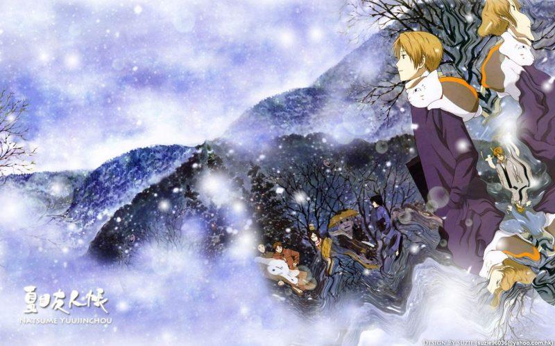 Natsume Yuujinchou Season 2 Sub Indo BD 1 - 13(END)
