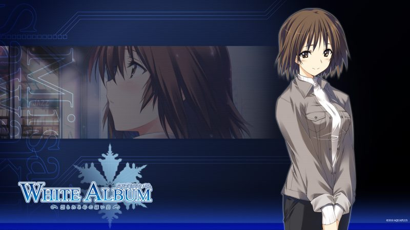 White Album Sub Indo BD 1 - 13(END)
