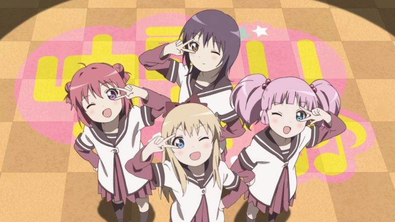 Yuru Yuri Season 2 Sub Indo BD 1 - 12(END)