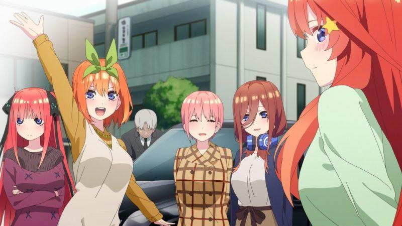 Gotoubun no Hanayome Season 2 Sub Indo