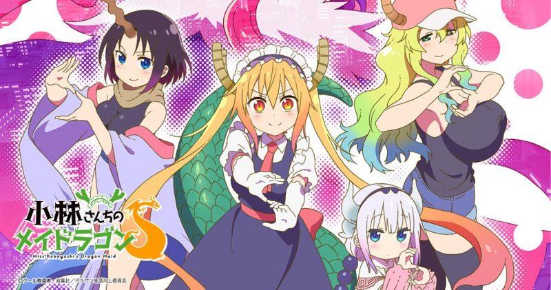 Kobayashi-san Chi no Maid Dragon S Sub Indo