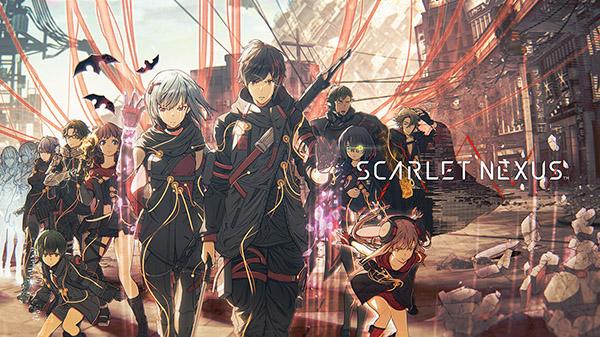 Scarlet Nexus Sub Indo
