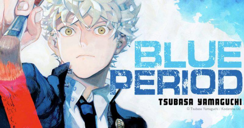 Blue Period Sub Indo